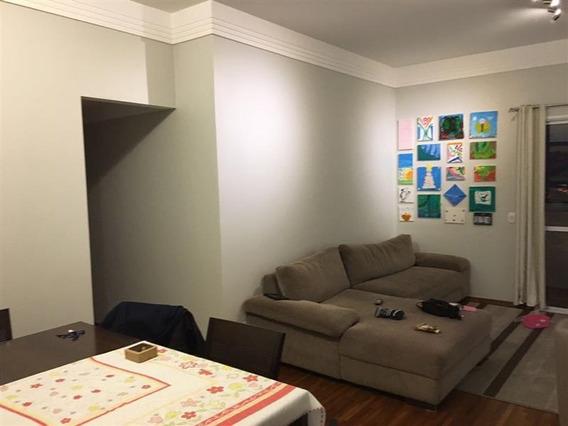 Apartamento Muito Amplo Com Salas E Dormitórios Muito Grandes. - 12924