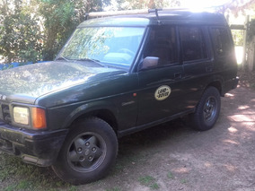 Land Rover Discovery 200 Tdi.