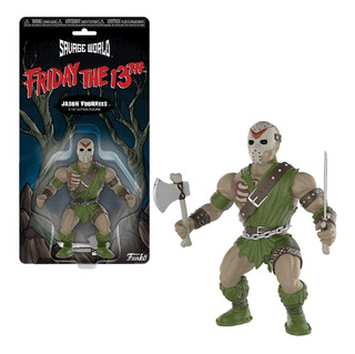 Funko Savage World Friday The 13th - Jason