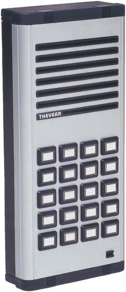 Porteiro Eletrônico Coletivo Danúbio 20 Pontos Thevear