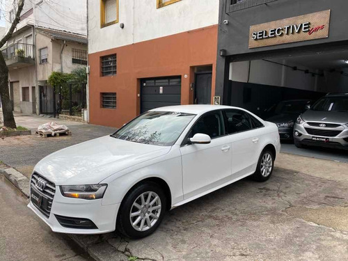 Audi A4 1.8 Ambition Tfsi 170cv Año 2012 87000 Km