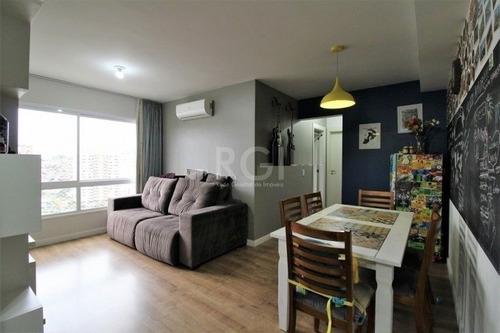 Apartamento Em Jardim Carvalho Com 2 Dormitórios - Vp87818