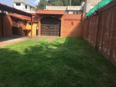 Jardín Terreno Para Fiestas Y Eventos Privados En Xochimilco