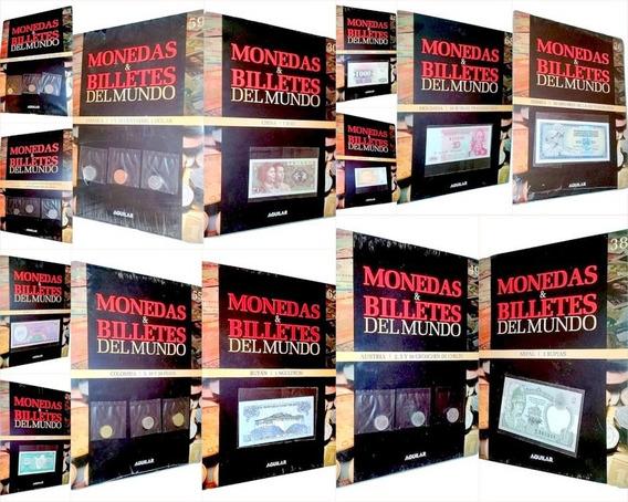 Silant Monedas Y Billetes Del Mundo Ediciones Aguilar 2008