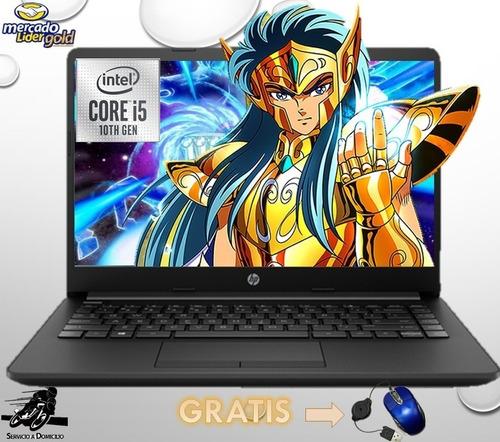 Laptop Portátil Hp Core I5 10ma Gen 8gb 500gb Led 14, I5/i7