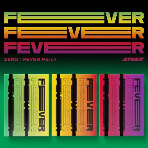 Ateez Zero Fever Part 1 Cd Nuevo Importado