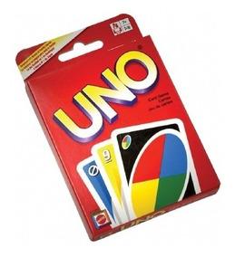 0fc48ee09 Jogo De Cartas Uno Original - Brinquedos e Hobbies no Mercado Livre ...