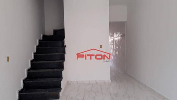 Sobrado Com 2 Dormitórios À Venda, 90 M² Por R$ 349.000 - Cangaíba - São Paulo/sp - So2433