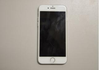 iPhone 7 32gb A1778 Anatel Prata