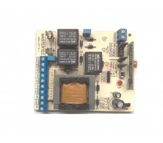 Kit Placa Portao Qrm-ht7 433mhz + Chicote + 4 Controles Ipec