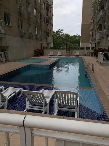 Apartamento Com 2 Dormitórios À Venda, 58 M² Por R$ 330.000,00 - Centro - Niterói/rj - Ap1853