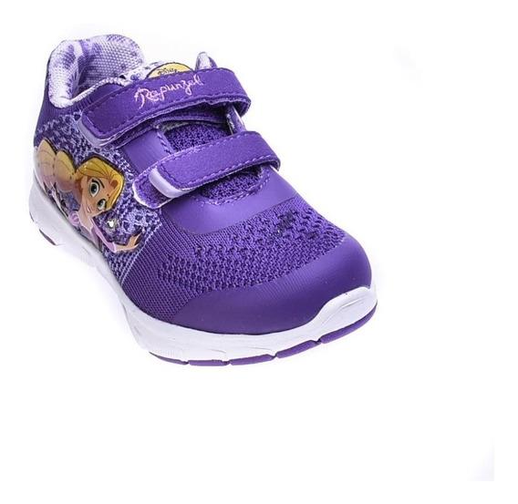 Addnice Zapatillas Niña Flex Rapunzel Velcro Violeta