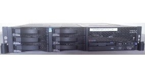 Servidor Ibm Xseries 346 - 2x Intel Xeon / 2tb Hd / 8gb Ram