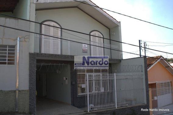 Casa À Venda Em Bragança Paulista, Vila Aparecida - Ca0304