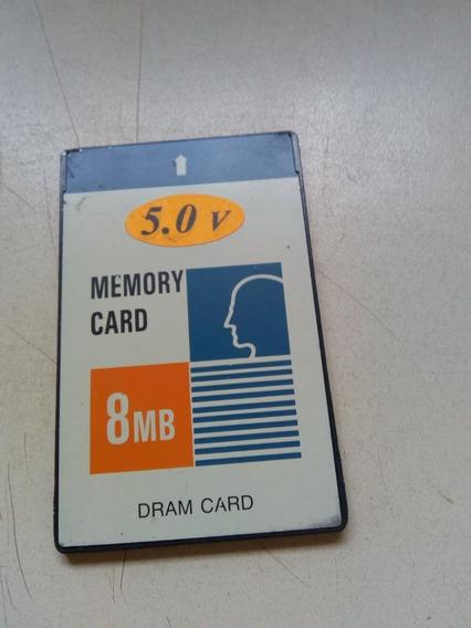 Cartão Memory Card Antigo, Para Os Primeiros Notbook.