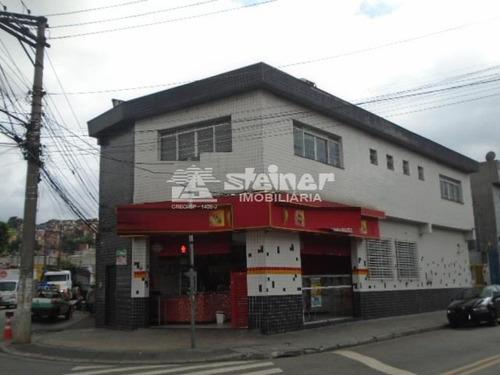 Imagem 1 de 7 de Aluguel Sala Comercial Até 100 M2 Vila Galvão Guarulhos R$ 1.350,00 - 37237a