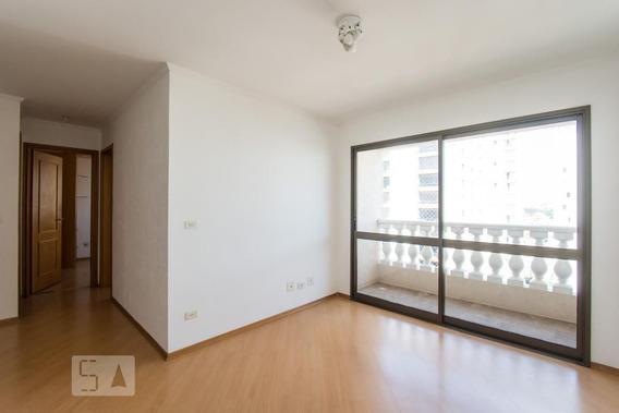 Apartamento No 12º Andar Com 2 Dormitórios E 1 Garagem - Id: 892953179 - 253179