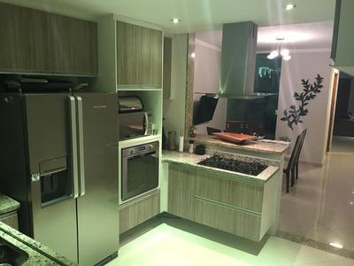 Casa Tipo Sobrado Com Espaço Gourmet, 3 Dormitórios À Venda, 360 M² Por R$ 795.000 - Parque Do Carmo - São Paulo/sp - So10053