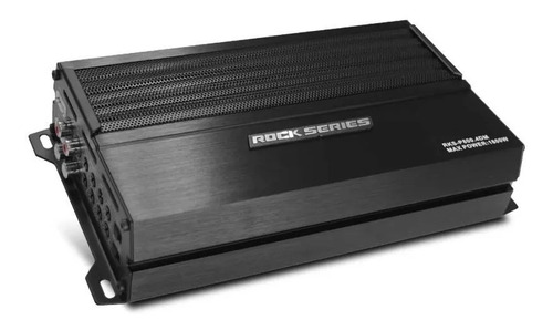 Imagen 1 de 4 de Amplificador Mini Rock Series Rks-p800.4dm 4 Canales 1800w