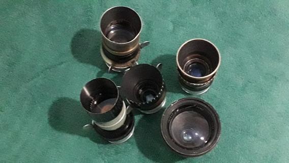 Kit Lentes Lomo 28, 35, 50, 75 E 135mm.