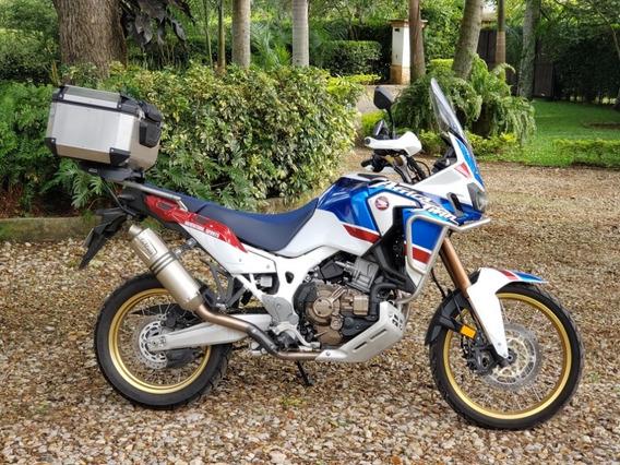 Honda Africa Twin 30 Años Adventure Sports 2019 Automatica