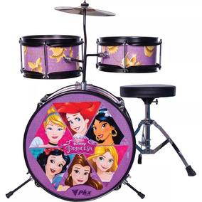 Bateria Infantil Phx Phoenix Bid-p2 Disney Princesas Gold