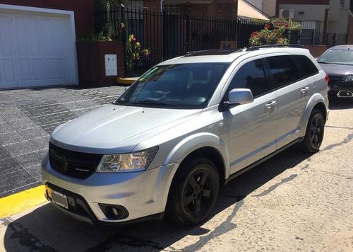 Dodge Journey Sxt 2.4 Atx 3 Filas 7 Asientos  Automatica At