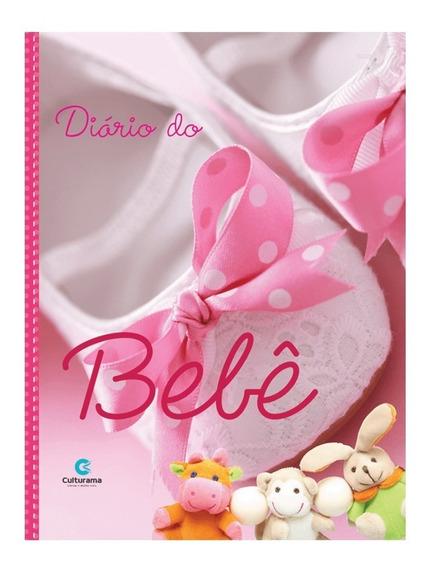 Álbum Do Bebê - Diário Do Bebê Para Menina