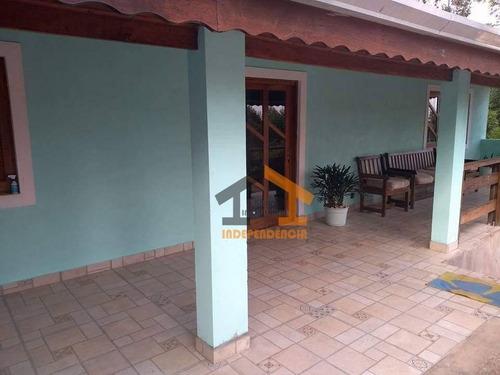 Chácara Com 3 Dormitórios À Venda, 1100 M² Por R$ 420.000,00 - Portal São Marcelo - Bragança Paulista/sp - Ch0115