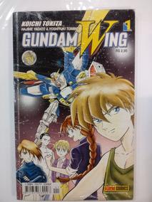 Gundam Wing N° 1