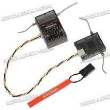 Receptor Ar6200 Spektrum Satelite Radio Dx18 Dx9 Dx8 Dx7