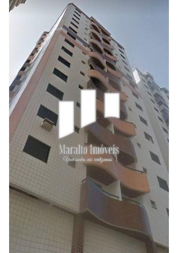 Imagem 1 de 15 de Apartamento De 64m²vista Lateral Para Mar Aceita Financiamento Bancário, Ocean. Praia Grande S/p.