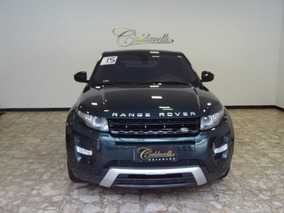 Land Rover Evoque Dynamic P5d 2015
