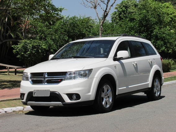 Dodge Journey 3.6 Sxt V6 Gasolina 4p Automático 2013