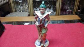 Antigo Bibelo De Porcelana Japonesa