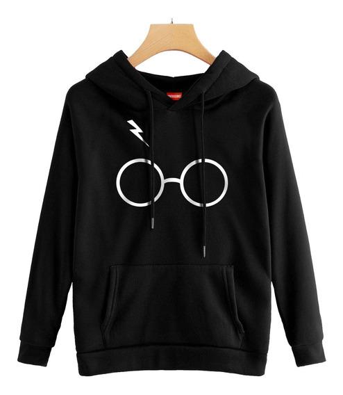 Sudadera Hombre Dama Niño Niña Harry Potter Lentes #335