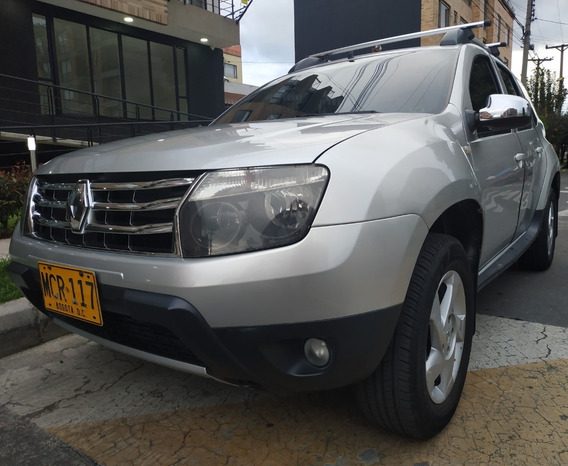 Renault Duster 2.0 Dinamique 4x4 Full Equipo