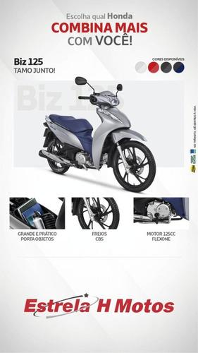 Consórcio Solução - Honda Biz 125