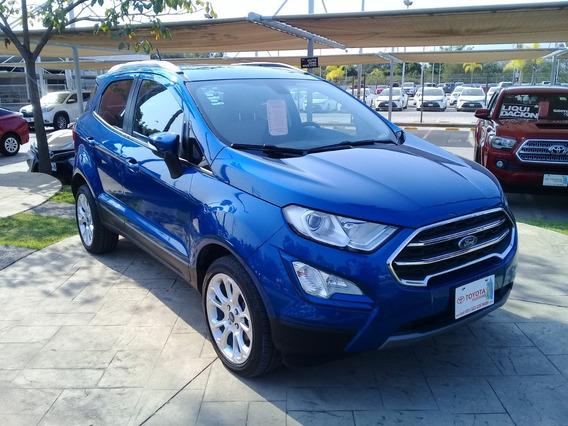 Ford Ecosport Titanium Ta Q/c Cam/rev.