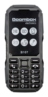 Celular Boombox B107 Dual Sim Uso Rudo Retro Full