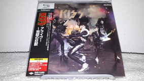 Kiss - Alive! Shm-cd Mini Lp 2cds Japan