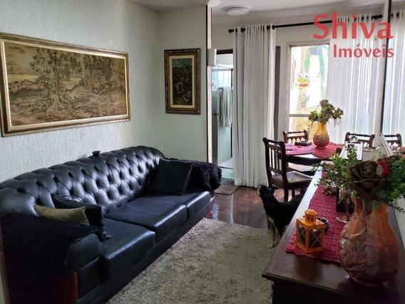 Apartamento Com Lazer Completo À Venda Na Penha, Sp - Ap0155