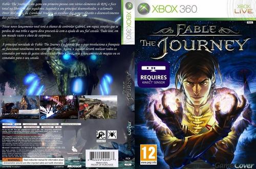 Fable The Journey Xbox 360 Kinect Nuevo Sellado