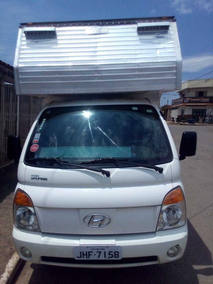 Hyundai Hr 2.5 Rd Extra-longo S/ Carroceria Tci 2p 2008