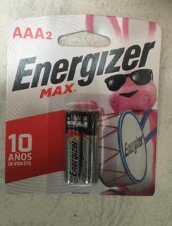 Pila Energizer Aaa