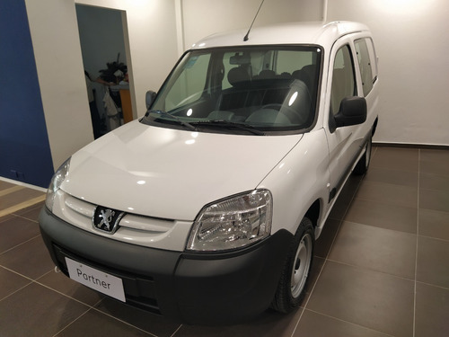 Peugeot Partner Confort 1.6 Hdi Furgon 5as Stock Fisico!!!!!