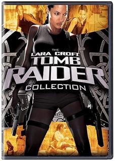 Pelicula Dvd Tom Rider Lara Croft Coleccion Original