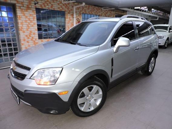Chevrolet Captiva Sport 2.4 2012 Prata