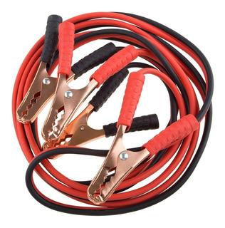 Cables Puente De 400 Ampers Para Batería Con Estuche
