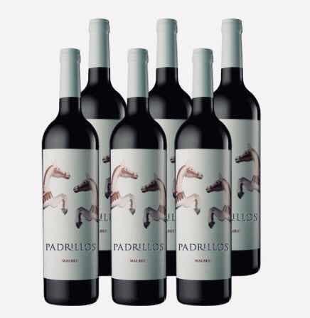 Vino Padrillo Malbec X 750ml